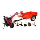 Motocultor diesel MT 7-105-D P4