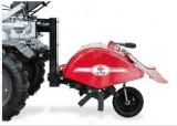 Motocultor WM1100D(KM)-6 9 CP + freza tractata si cositoare rotativa