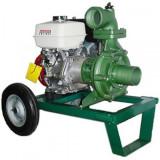 Motopompa benzina motor Honda DWP 390 H (4)