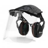 Protectie auditiva cu viziera Perspex