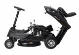Tractor pentru tuns gazonul Texas Rider 6110E 6.4 CP 150 l sac colector