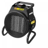Aeroterma electrica cu termostat HECHT 3542