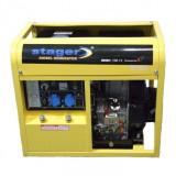 Generator sudura diesel Stager DW 190AE