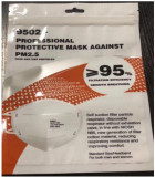 Masca protectie profesionala standard N95 FFP2