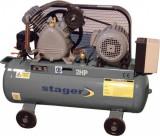 Compresor aer Stager HM V-0.25