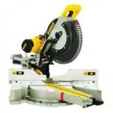 Debitor pentru lemn/aluminiu DeWalt 1675W, 305x30mm XPS