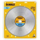 Disc DeWALT DT1922 pentru otel inoxidabil 90Z 355x25.4mm