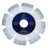 Disc diamantat Tudee 230X22.2mm debitare beton dur