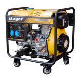 Generator curent Diesel Stager YDE6500E