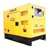 Generator insonorizat Stager YDY18S3-E, silent 1500rpm, diesel, trifazat