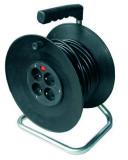 Hecht 450153 Prelungitor cablu cu rola 50 m