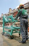 Masina de taiat tigla, piatra 5,5 kW IMER MASONRY 750