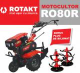 Motocultor Rotakt RO80R 7 CP model nou 2021