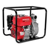 Motopompa de presiune Honda WH20EFX, 5.5 CP, apa curata, benzina