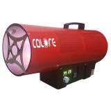 Tun de caldura pe gaz, 30 kW Calore GP-30Ai termostat si afisaj LED