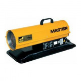 Generator de aer cald profesional cu ardere directa 10 kW Master B 35 CED