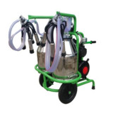 Aparat de muls T230X2 Inox IC, Green Line, 30 l