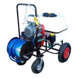 Aparat de stropit electric-rezervor 200L DVS 200E - Motor Honda