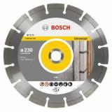 Disc diamantat taiere universala Bosch 230 mm
