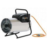 Incalzitor pe GPL CALORE GP55AI, carcasa INOX, putere 44,3kW,