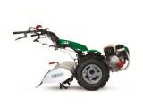 Motocultor Ferrari 338 Power Safe (Pachet cu Transmisie si Bara de cosire + Freza 66 cm)