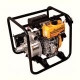 """Motopompa Progarden PD20E, diesel, 2"""", pornire electrica"""