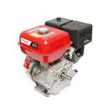 Motor pe benzina 6.5CP ax cu pana diametru 20mm Breckner Germany