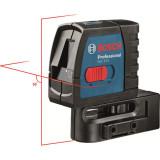 Nivela laser cu linii Bosch GLL 2-15