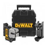 Nivela laser DeWalt multilinie DW089K