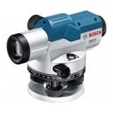 Nivela optica Bosch GOL 32 G + BT160 + GR500 Professional factor de marire 32x, precizie 1 mm/30 m
