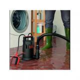 Pompa submersibila Black&Decker pentru apa curata 250W 6000 l/h - BXUP250PCE