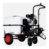 Pulverizator mobil Gardelina, motor BRIGGS & STRATTON - 7 CP