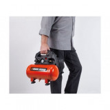 Compresor fara ulei Black+Decker 6L 0.5Hp 0,3Kw 8 bar - BD 55/6