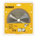 Disc DeWALT DT1210 173x20mm 40Z