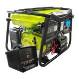 Generator de curent monofazat Breckner BS 6500 + ATS