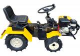 Mini tractor 4x4 18CP ProGARDEN Campo1856-4WD benzina, 4+1 viteze