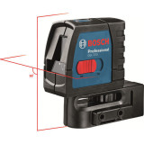 Nivela laser cu linii Bosch GLL 2-15 + BM3