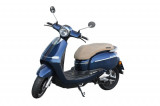 Scuter electric, HECHT CITIS BLUE 3000 W, 45 km/h