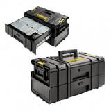 Cutie Tough System cu 2 sertare DS250 DeWalt - DWST1-70728