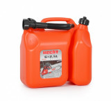 Canistra plastic 6 - 2.5 l Hecht K00085