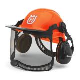 Cască de Protecție Husqvarna Functional (portocaliu)