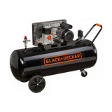 Compresor Black+Decker 200L 3HP 10 Bar BD 365/200-3M