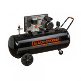 Compresor Black+Decker 200L 3HP 10 Bar - BD 365/200-3