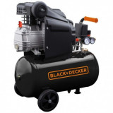 Compresor Black+Decker 24L - BD 205/24