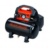 Compresor fara ulei Black+Decker 6L 0.5Hp 0,3Kw 8 bar - BD 55/6