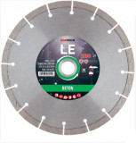 Disc diamantat de taiere segmentat, 230x22.2x2.4 mm, taiere uscata, Diatech - LE230