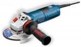 Flex, polizor unghiular Bosch GWS 12-125 CIE valiza plastic