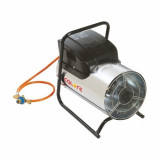 Generator de caldura pe GPL Calore GP 35 AI Inox