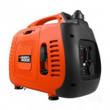Generator de curent electric silent inverter Black&Decker 1700W BD 2000S