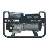 Generator de curent pentru sudura Hyundai HYKW220DC 4.4kW 230V HYKW220DC